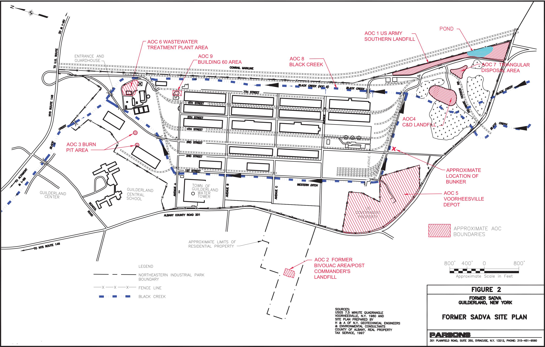 Fact Sheet Northeastern Industrial Park Aka Former Schenectady